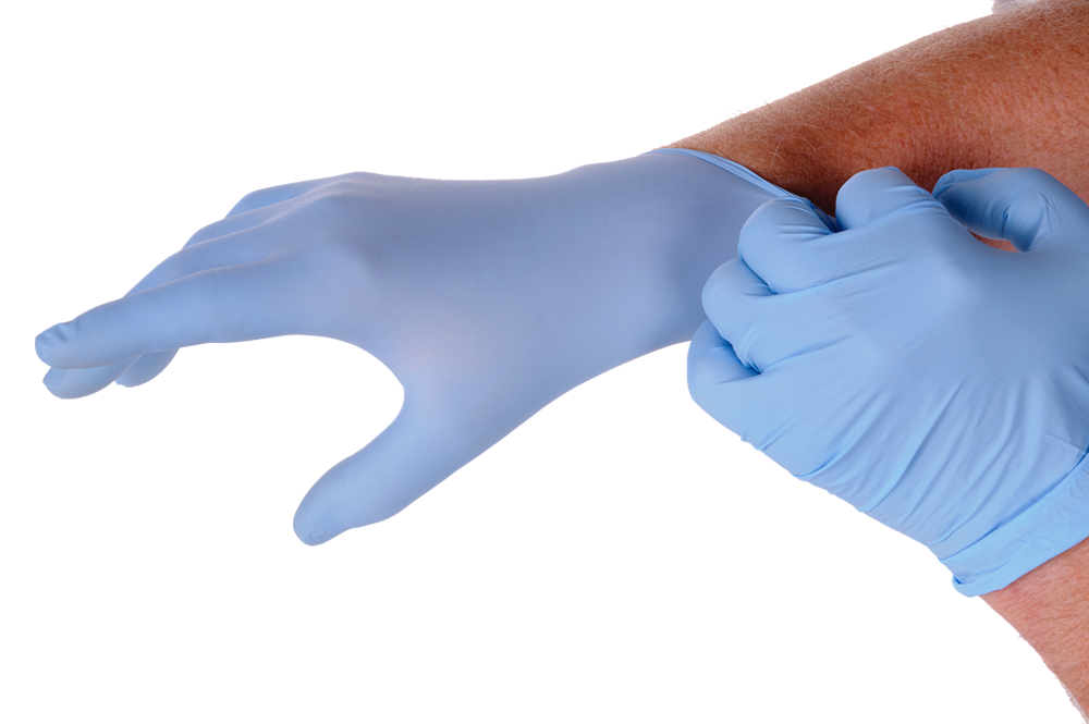 Cotton Knit Pvc Dot Gloves Ontario Packaging Centres