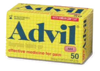 Advil Coated Caplets